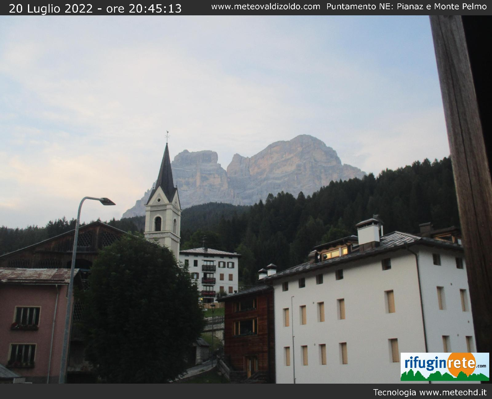 webcam zoldo alto pianaz palma campetto scuola skilift